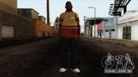 GTA 4 Skin 90 para GTA San Andreas