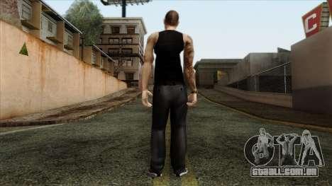 GTA 4 Skin 66 para GTA San Andreas segunda tela