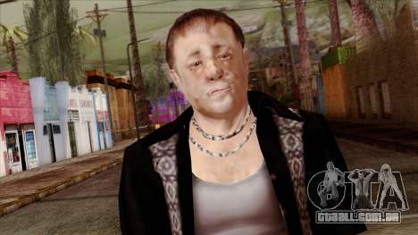 GTA 4 Skin 76 para GTA San Andreas terceira tela