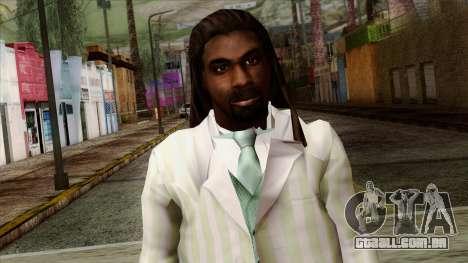 GTA 4 Skin 26 para GTA San Andreas terceira tela