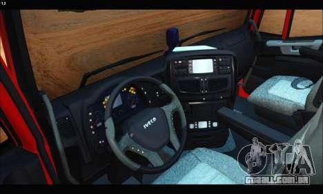 Iveco Trakker 2014 Tipper (IVF & ADD) para GTA San Andreas