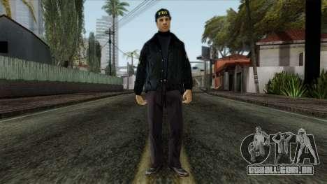 Police Skin 3 para GTA San Andreas