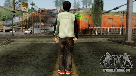 GTA 4 Skin 29 para GTA San Andreas segunda tela