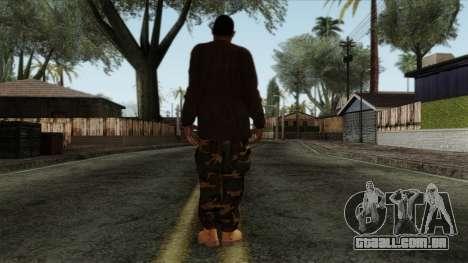 GTA 4 Skin 79 para GTA San Andreas segunda tela