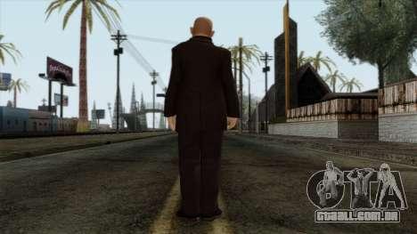 GTA 4 Skin 92 para GTA San Andreas segunda tela