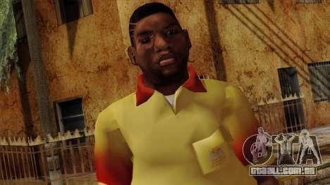 GTA 4 Skin 90 para GTA San Andreas terceira tela