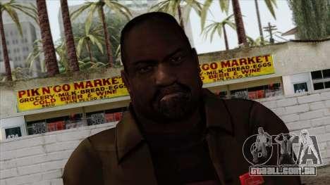 GTA 4 Skin 70 para GTA San Andreas terceira tela