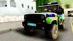 UAZ caçador 315195