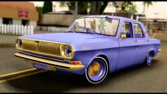 GAZ 24 Volga Lowrider La Pilotos