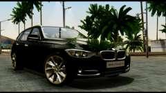 BMW 3 Touring F31 2013 1.0 para GTA San Andreas