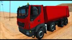 Iveco Trakker 2014 Tipper (IVF & ADD)