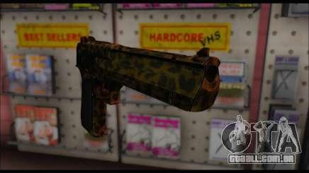 Leopardo Deagle para GTA San Andreas