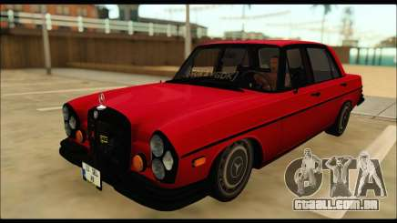 Mercedes 300SEL Air para GTA San Andreas