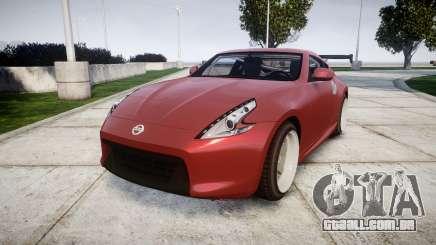 Nissan 370Z Stance para GTA 4