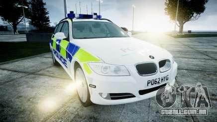 BMW 3 Series Touring E91 [ELS] para GTA 4