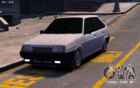 Lada 2109 para GTA 4