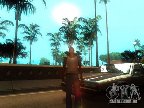 ENB by Dream v.03 para GTA San Andreas quinto tela