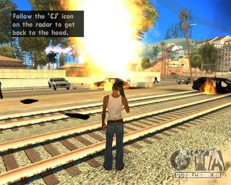 Effect Mod 2014 By Sombo para GTA San Andreas
