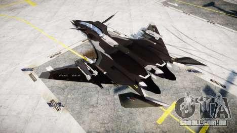 FFR-41MR Mave para GTA 4 esquerda vista