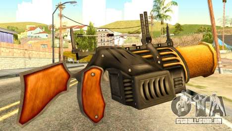 Grenade Launcher from Redneck Kentucky para GTA San Andreas segunda tela