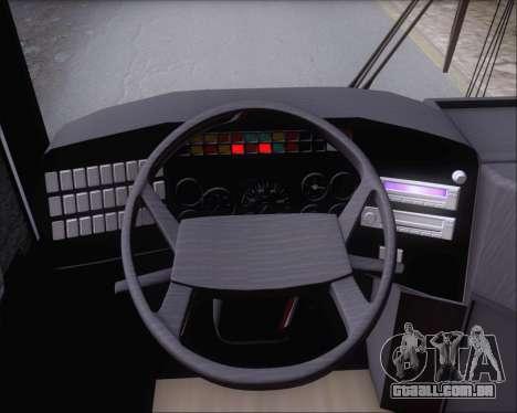 Nissan Diesel UD Santarosa EAGLESTAR 998 para vista lateral GTA San Andreas