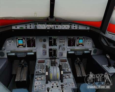 Airbus A320-200 Indonesia AirAsia WOW Livery para GTA San Andreas