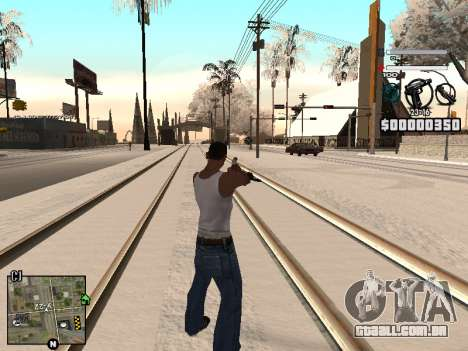 C-HUD Laden para GTA San Andreas terceira tela