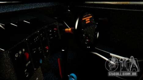 Lexus SC430 2008 para GTA San Andreas vista traseira