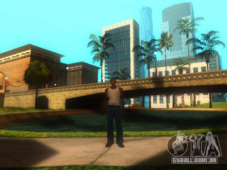 ENB by Dream v.03 para GTA San Andreas segunda tela