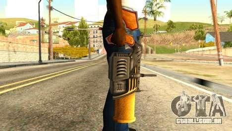 Grenade Launcher from Redneck Kentucky para GTA San Andreas terceira tela