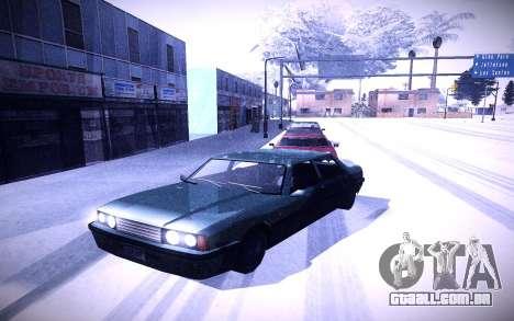 Sunny 2 ENBSeries para GTA San Andreas terceira tela