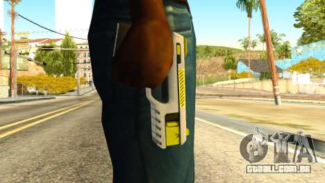 Stun Gun from GTA 5 para GTA San Andreas terceira tela