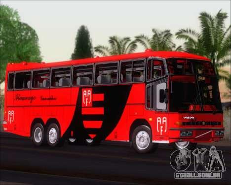 Marcopolo Paradiso G4 Flamengo Guarulhos para GTA San Andreas
