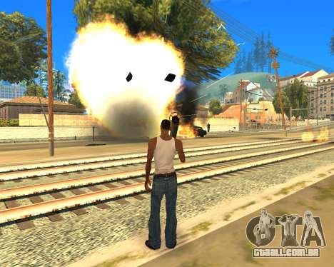 Effect Mod 2014 By Sombo para GTA San Andreas