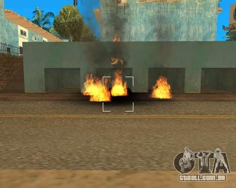 Effect Mod 2014 By Sombo para GTA San Andreas oitavo tela