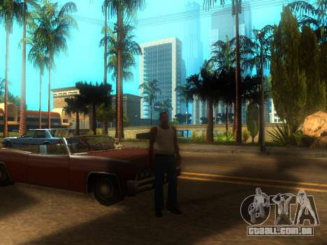 ENB by Dream v.03 para GTA San Andreas terceira tela
