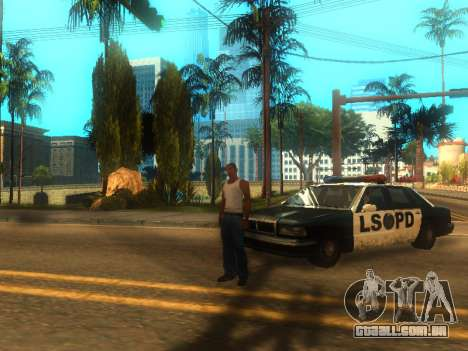 ENB by Dream v.03 para GTA San Andreas por diante tela