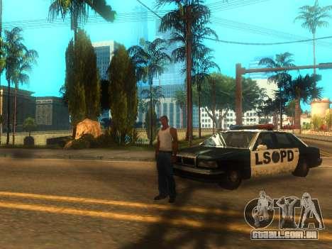 ENB by Dream v.03 para GTA San Andreas por diante tela