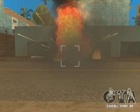 Effect Mod 2014 By Sombo para GTA San Andreas sétima tela