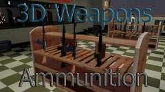 Modelos 3D de armas Ammu-nation