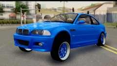 BMW M3 Stance para GTA San Andreas