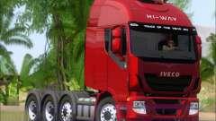 Iveco Stralis HiWay 8x4