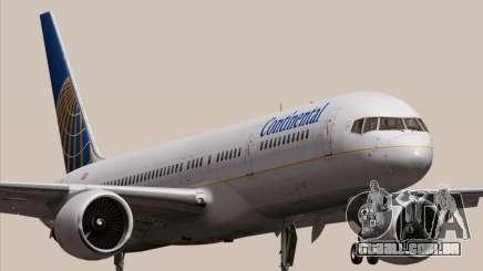 Boeing 757-200 Continental Airlines para GTA San Andreas