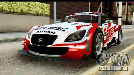 Lexus SC430 2008 para GTA San Andreas