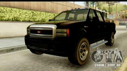 GTA 5 Insípido Sadler пикап para GTA San Andreas