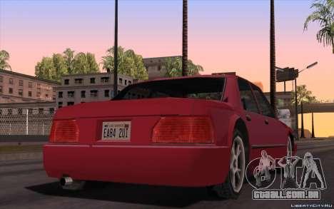 ENB for Tweak PC para GTA San Andreas terceira tela