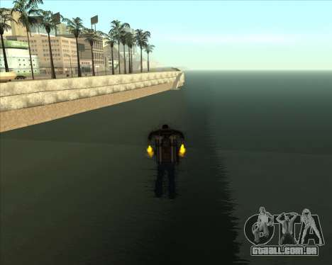 Realistic Water ENB para GTA San Andreas terceira tela
