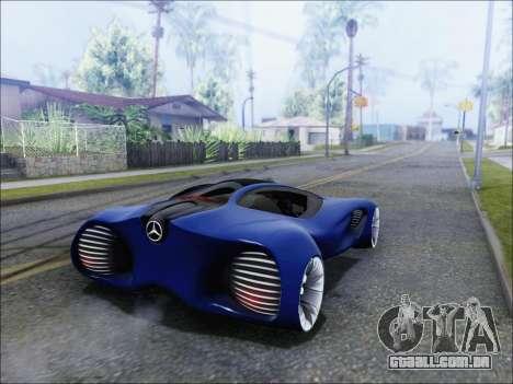 Mercedes-Benz Biome para GTA San Andreas esquerda vista