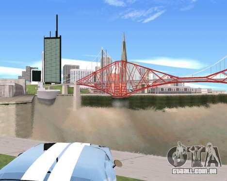 HDX ENB Series para GTA San Andreas segunda tela