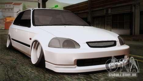 Honda Civic TnTuning para GTA San Andreas
